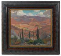 732-IVO PASCUAL RODES (1883-1949)PaisajeÓleo sobre lienzo