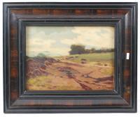 712-ENRIC GALWEY (1864-1931)PaisajeÓleo sobre tabla