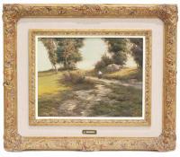 736-JOSEP COLOMER (1935-2002)CaminoÓleo sobre lienzo