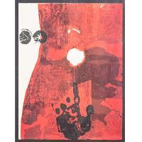 "800-ANTONI CLAVÉ (1913-2005). ""TROBADORS, Nº 5"", 1970."