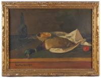 """821-RAFAEL DURANCAMPS (1891-1979). """"BODEGÓN""""."""