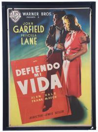 """198-RAMÓN MARTÍ, JOSEP CLAVÉ Y HERNÁN PICÓ Y RIBERA, """"MCP"""" (1941-C. 1945).  """"DEFIENDO MI VIDA"""", C. 1941."""
