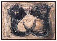 """1298-JORDI PALLARÉS MOYA (1962) """"ASTAS"""", 1991."""
