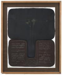 "969-MARTÍN CHIRINO (1925-20219).  ""SIN TÍTULO"", 1977."