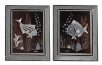 "1356-ANTONI PONS I CIRAC (1921 - 1998). ""PECES""."