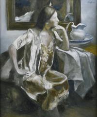 "3186-JORDI ROLLAN LAHOZ (1940). ""YOUNG""."