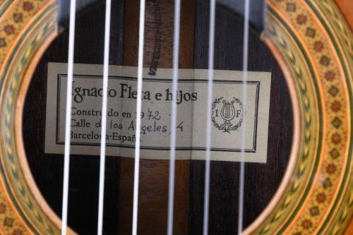 IGNACIO FLETA (1972). GUITARRA DE CONCIERTO.